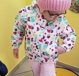 Lupilu курточки на девочку термо, рост 86/92 см
