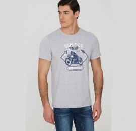 FINE LOOK мужская футболка оптом, сток. S-Xxl