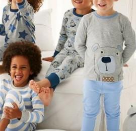 NEXT детские пижамы, на 2-14 лет, оптом сток