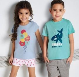 Lupilu, PEPPERS детские футболки, размер 92-152см, оптом сток