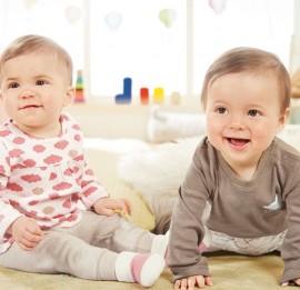 Lupilu baby детские, футболки, тонкий трикотаж, рост 55-82см, оптом сток