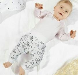 Lupilu baby штанишки на малышей трикотаж, рост 56-92 см, сток