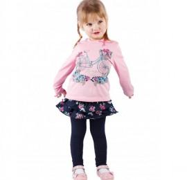 Cool Club детская одежда для девочек, сезон весна, рост 98-158 см., оптом сток