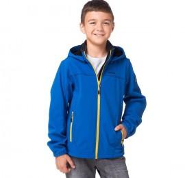 Cool Club детские кофты для мальчиков, софтшелл, на флисе, рост 110-116 см, оптом сток