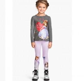 Disney лосины на девочку, размеры 86 -122 см, оптом сток