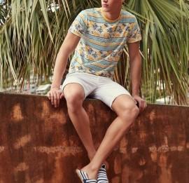 PRIMARK мужская одежда , сезон лето, размер s-xxl, оптом сток