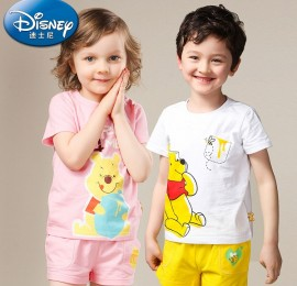 Disney Kids MIX детская одежда сезон весна-лето, оптом сток.