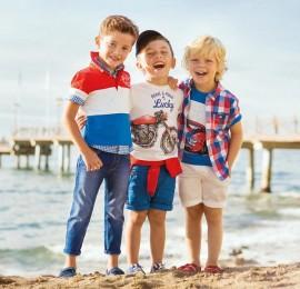 Cool Club mix детская одежда, сезон лето 85%, осень 15%, оптом сток