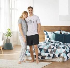 Esmara Livergy женская и мужская одежда для дома и сна, оптом сток