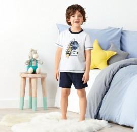 Lupilu PEPPERS детские пижамы, сезон лето, на рост 86-164 см, оптом сток