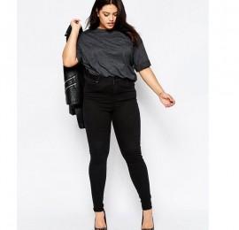 С&А женские черные джинсы, батал, стрейч, размер 50,52,54, оптом сток