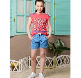 С&А  подростковые шорты на девочек, размер 140-158(164), оптом сток