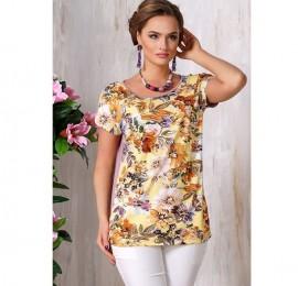 С&А женские летние блузы, коттон, размер  S-xl, оптом сток