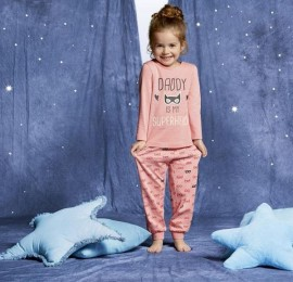 Koko Escimo детские пижамы для девочек, Koko Escimo детские пижамы для девочек, оптом сток