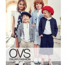 OVS Kіds summer MIX детская одежда, оптом сток