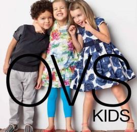 OVS Kids детская одежда, сезон лето-осень, оптом сток