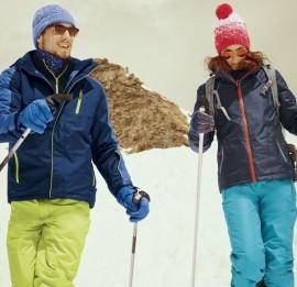 CRIVIT, PRO CRIVIT лыжные миксы курточок и штанов, костюмов, оптом сток