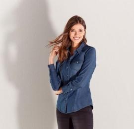 Esmara женские рубашки, блузки, размеры 34-44, оптом сток