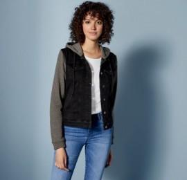 Esmara  женские джинсовые курточки, размеры 34-42, оптом сток