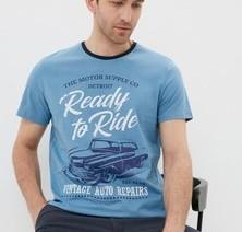 Fine Look мужские футболки, размеры  s, m, l, xl, xxl, оптом сток