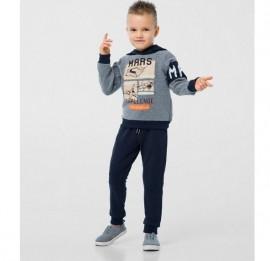 Cool Club детские спортивные, трикотажные штаны, на рост 68-158 см, оптом сток