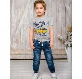 Cool Club джинсы на мальчика , на рост  122-146/152 , оптом сток