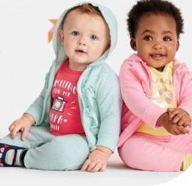 Cool Club baby комплекты для малышей разных моделей, на рост 56-86 см, оптом сток