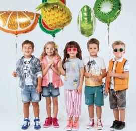 Biedronka детская одежда, сезон весна-лето, возраст 0-15 лет, оптом сток