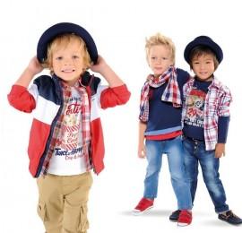 Cool Club детская одежда, сезон весна-лето, на возраст 0-15 лет, оптом сток