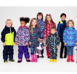Cool Club детская верхняя одежда, сезон весна, на возраст 0-15 лет, оптом сток
