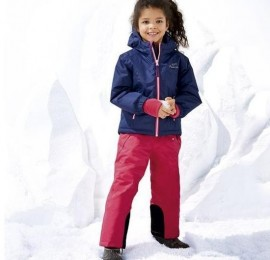 Lupilu PEPPERS pro CRIVIT детские лыжные миксы курточек, штанов, оптом сток