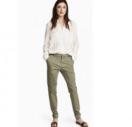 H&M женские штаны в стиле спорт , оптом сток
