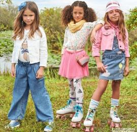 Original Marines детская одежда, весна-лето, на возраст 0-16 лет, оптом сток