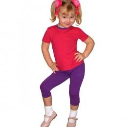 Disney  лосины на девочек с принтом, на рост 92-122 см, оптом сток