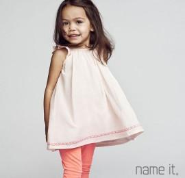 Name it  детские трикотажные модели одежды, сезон весна лето, оптом сток