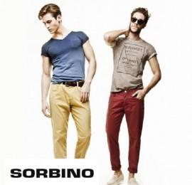 SORBINO мужские футболки , размер  s-xxl, оптом сток