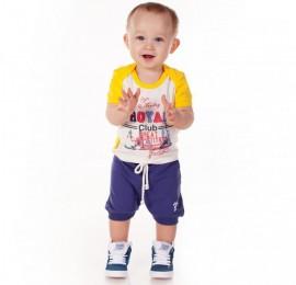 Cool Club baby MIX детская одежда, размер 56-92 см, оптом сток