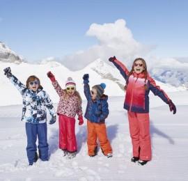 Lupilu PEPPERS pro CRIVIT детская лыжная одежда, на рост 86-164 см, оптом сток
