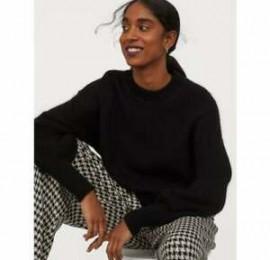 Н&М женские осенние  свитера, оптом сток