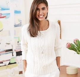 Н&М женские вязанные свитера, оптом сток