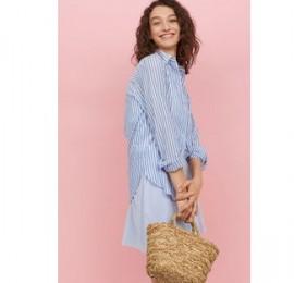 H&M женская рубашка, оптом сток