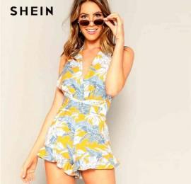 Shein стильная женская одежда, размеры xs-xl, сезон лето-осень, оптом сток
