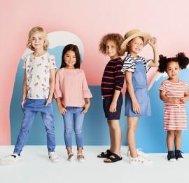 ОVS детская одежда, сезон весна-лето, возраст 0-14 лет, оптом сток