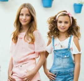 ОVS детская одежда на девочек, сезон весна-лето, возраст 3-14 лет, оптом сток