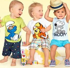 OVS BABY детская одежда на малышей возрастом 0-3 лет, сезон весна-лето, оптом сток