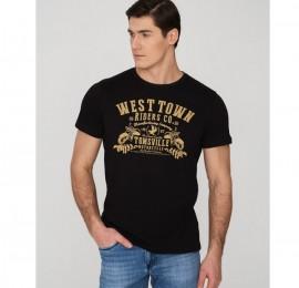FINE LOOK мужские футболки , размеры S, m, l, xl, xxl, оптом сток