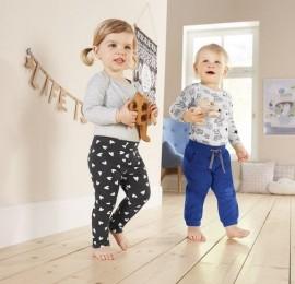 Lupilu PEPPERS детская одежда, сезон весна-лето, возраст 0-15 лет, оптом сток