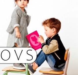 OVS Kids demi детская одежда на возраст 4-15 лет, на рост 104-164 см, сезон осень-зима