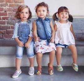 COOL CLUB детская одежда, сезон весна-лето, оптом сток