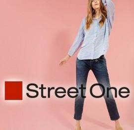 Street One, Cecil женская одежда германских брендов, размеры 36-44, сезон лето-осень, оптом сток